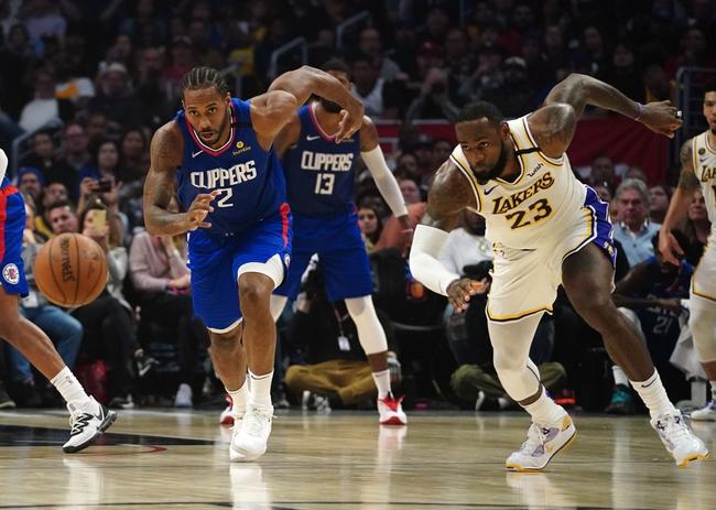Mitch's Lakers-Clipper Pick
