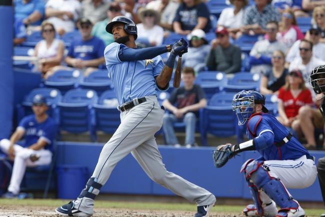 Tampa Bay Rays vs. Toronto Blue Jays - 7/24/20 MLB Pick, Odds, and Prediction