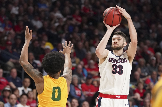 Gonzaga vs. Saint Mary's - 3/10/20 College Basketball Pick, Odds, and Prediction