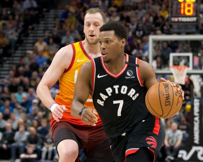 Toronto Raptors vs. Phoenix Suns - 7/28/20 NBA Picks and Prediction