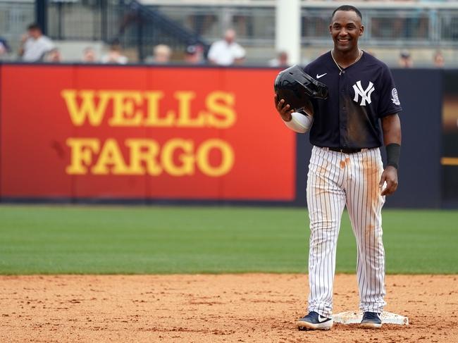 New York Yankees at Toronto Blue Jays - 9/7/20 MLB Picks and Prediction