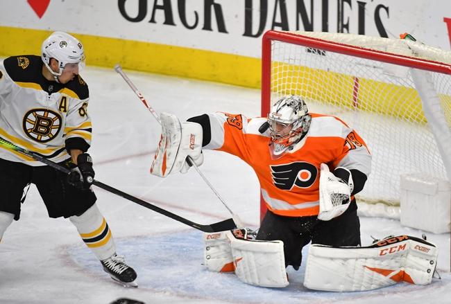 Philadelphia Flyers at Boston Bruins - 8/2/20 NHL Picks and Prediction
