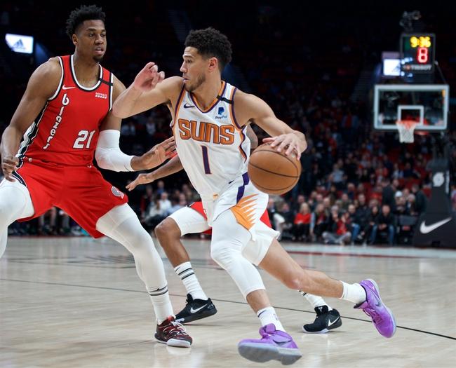 Phoenix Suns: NBA Restart 2020 Preview, Prediction, Picks