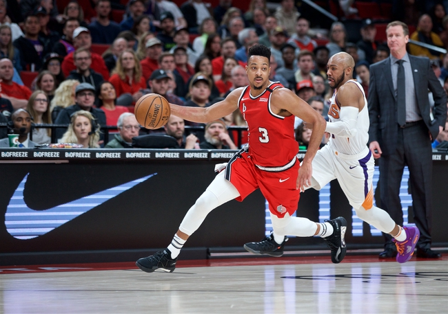 Portland Trail Blazers vs. Indiana Pacers - 7/23/20 NBA Pick and Prediction