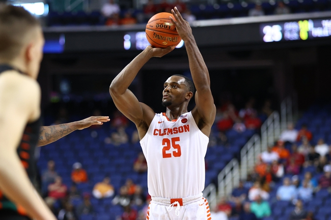 Mississippi State vs Clemson College Basketball Picks, Odds, Predictions 11/25/20