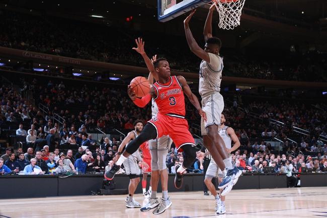 Georgetown vs St. John's College Basketball Picks, Odds, Predictions 12/13/20