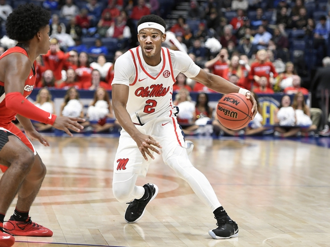 Mississippi vs Central Arkansas College Basketball Picks, Odds, Predictions 12/14/20