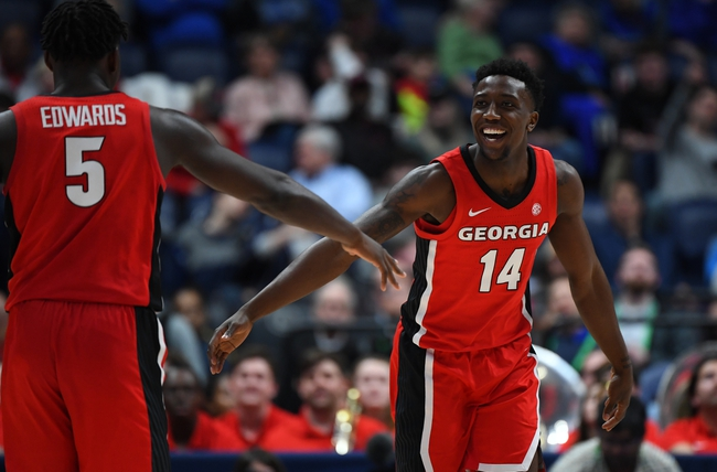 Georgia at Florida - 3/12/20 College Basketball Picks and Prediction