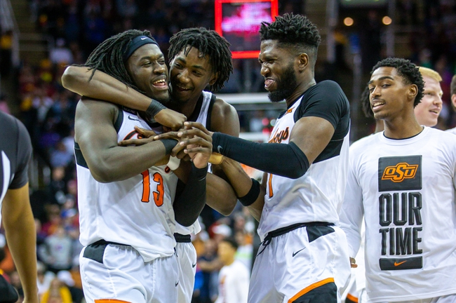 Kansas vs. Oklahoma State - 3/12/20 College Basketball Pick, Odds, and Prediction