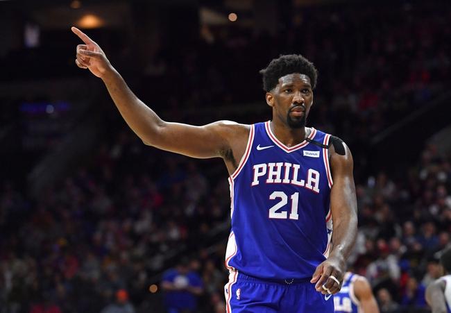Philadelphia 76ers vs. Oklahoma City Thunder - 7/26/20 NBA Picks and Prediction