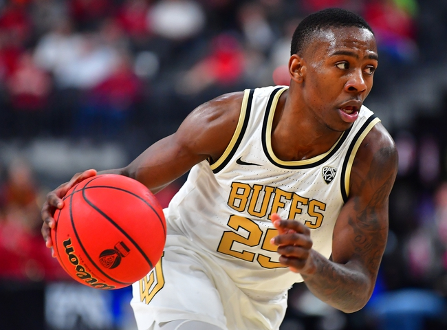 Colorado vs Northern Colorado College Basketball Picks, Odds, Predictions 12/14/20