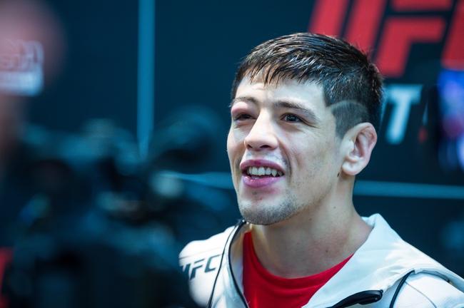 UFC 256: Brandon Moreno vs. Deiveson Figueiredo Picks, Odds, and Predictions