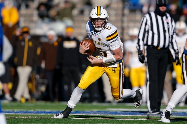 Wyoming Cowboys 2020 Win Total - College Football Pick, Odds and Prediction