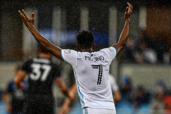 Minnesota United vs. Sporting Kansas City - 7/12/20 MLS Soccer Pick, Odds, and Prediction