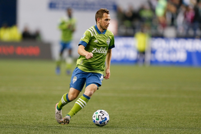 Seattle Sounders vs. San Jose Earthquakes - 7/10/20 MLS Soccer Pick and Prediction
