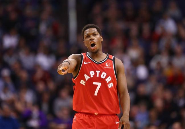 Houston Rockets vs. Toronto Raptors - 7/24/20 NBA Picks and Prediction