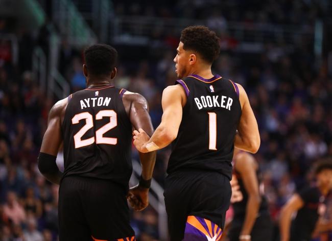 Phoenix Suns: 2020 NBA Restart Prediction and Picks