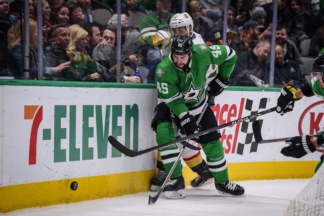 Vegas Golden Knights vs. Dallas Stars - 9/6/20 NHL Pick, Odds, and Prediction