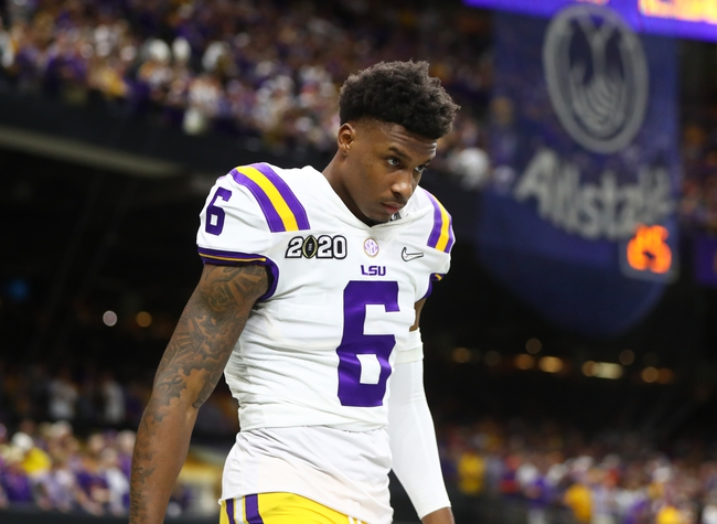 Mississippi State at LSU: College Football Picks 9/26/20