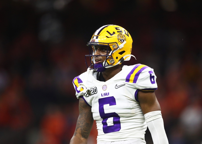 Prediction: LSU vs. Mississippi State College Football Picks and Odds  9/26/20