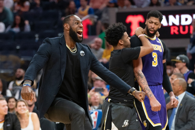 Los Angeles Lakers: NBA Restart 2020 Preview, Prediction, Picks