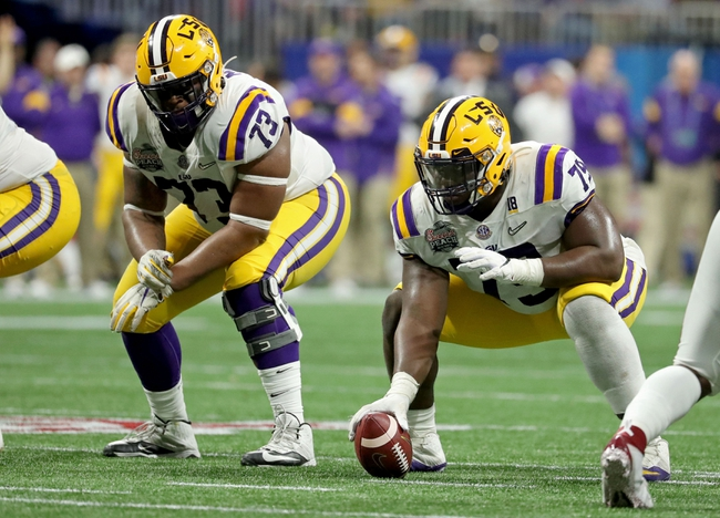 Lloyd Cushenberry 2020 NFL Draft Profile, Strengths, Weaknesses and Possible Fits