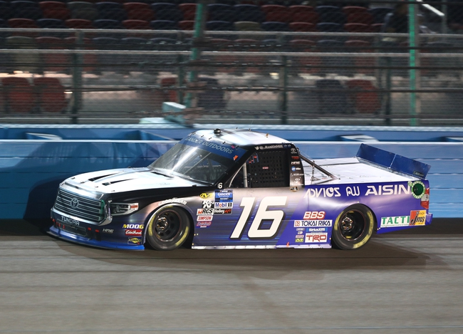 NASCAR Truck Series SpeedyCash.com 400 Outright Winner