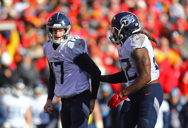 Tennessee Titans vs. Los Angeles Rams - 5/20/20 Madden20 NFL Sim Pick, Odds, and Prediction
