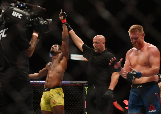 Johnny Walker vs. Ryan Spann - 9/19/20 UFC Vegas 11 Pick and Prediction