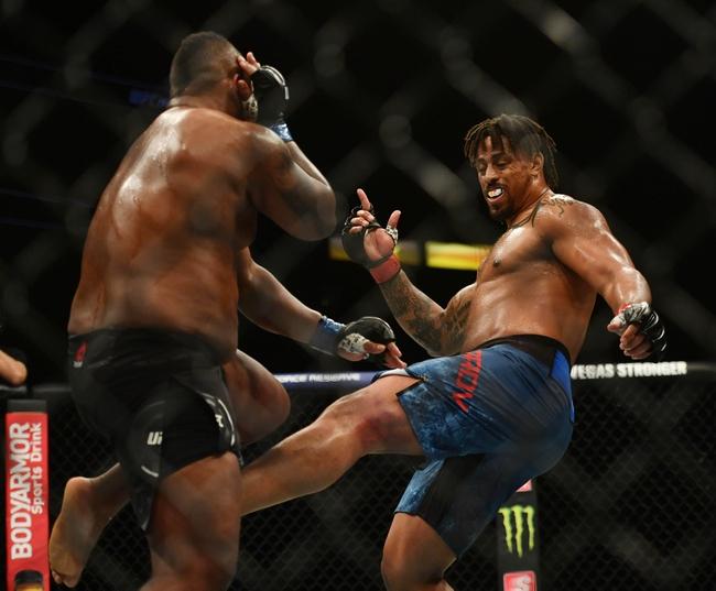 UFC on ESPN 16: Carlos Felipe vs. Yorgan de Castro - MMA Picks  and Predictions
