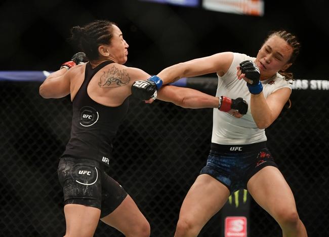 Carla Esparza vs. Marina Rodriguez - 7/15/20 UFC Fight Night 172 Pick and Prediction