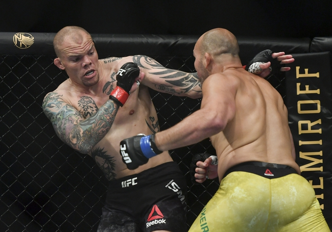 Anthony Smith vs. Aleksandar Rakic - 8/29/20 UFC Vegas 8 Pick and Prediction