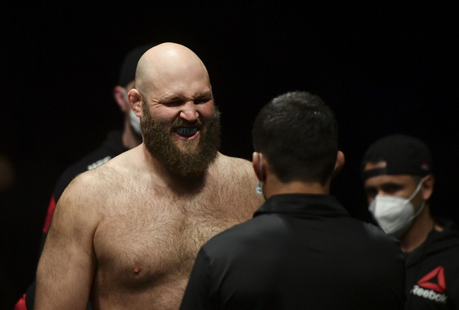 UFC Fight Night 179: Ben Rothwell vs. Marcin Tybura Picks and Predictions