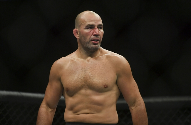 UFC Vegas 13: Thiago Santos vs. Glover Teixeira Picks and Predictions