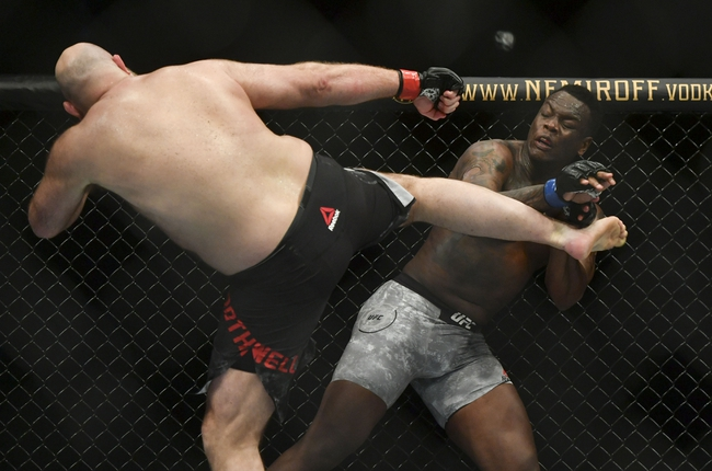 UFC Fight Night 179: Marcin Tybura vs. Ben Rothwell Picks, Odds, and Predictions