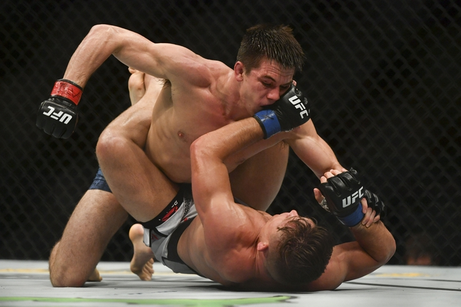 UFC Vegas 12: Alexander Hernandez vs. Chris Gruetzemacher Picks, Odds, and Predictions