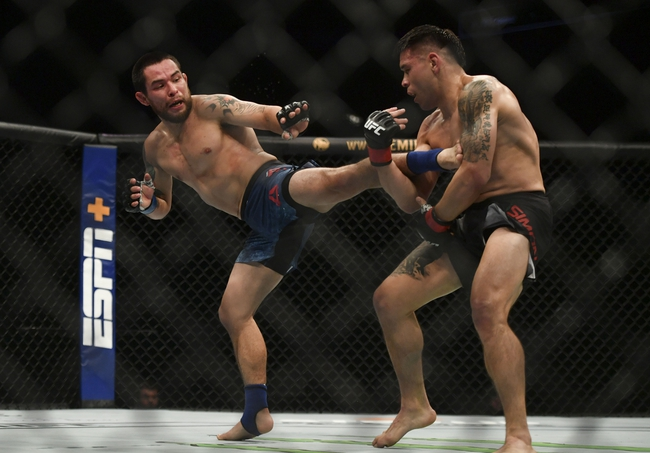 Nathan Maness vs. Ray Borg - 8/1/20 UFC Fight Night 173 Pick, Odds, and Prediction