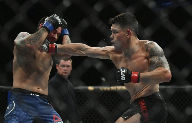 Ray Borg vs. Nate Maness - 8/1/20 UFC Fight Night 173 Pick and Prediction