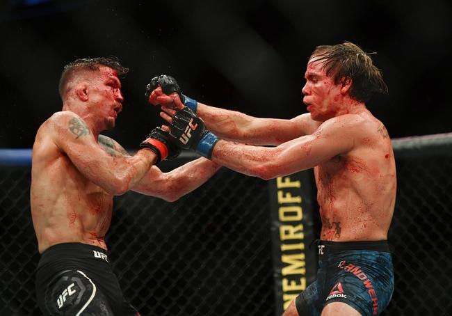 UFC Vegas 16: Nate Landwehr vs. Movsar Evloev Picks and Predictions