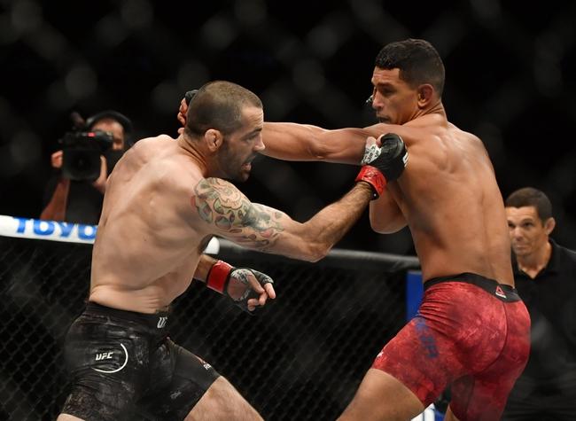 UFC Vegas 15: Miguel Baeza vs. Takashi Sato Picks and Predictions