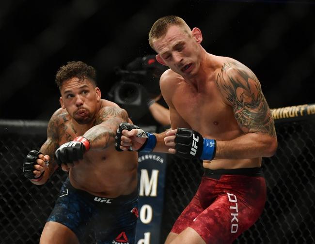 UFC Vegas 14: Eryk Anders vs. Antonio Arroyo Picks and Predictions