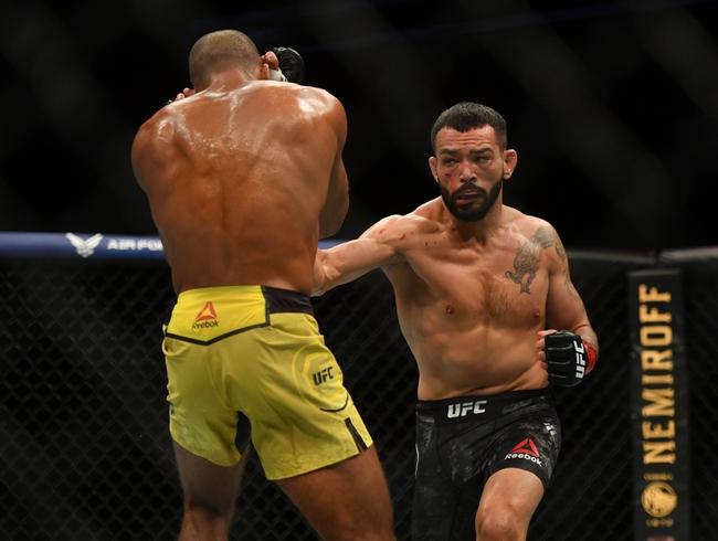Calvin Kattar vs. Dan Ige - 7/15/20 UFC Fight Night 172 Pick and Prediction