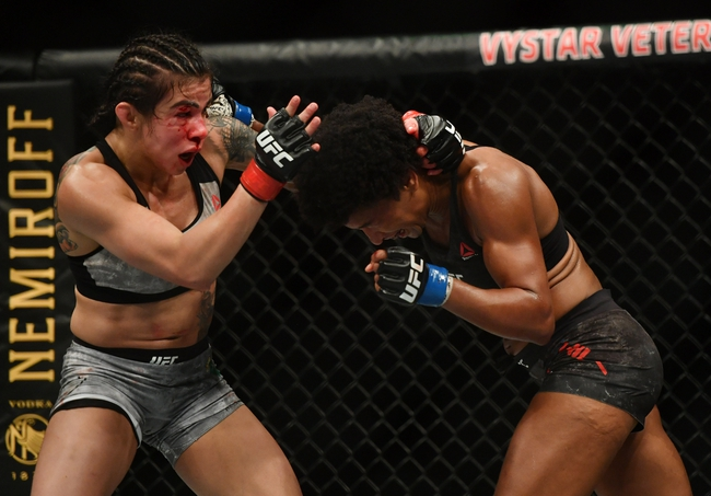 Angela Hill vs. Michelle Waterson - 9/12/20 UFC Vegas 10 Pick, Odds, and Prediction