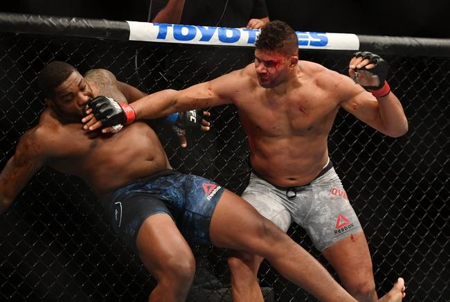 UFC 254: Alexander Volkov vs. Walt Harris Picks and Predictions