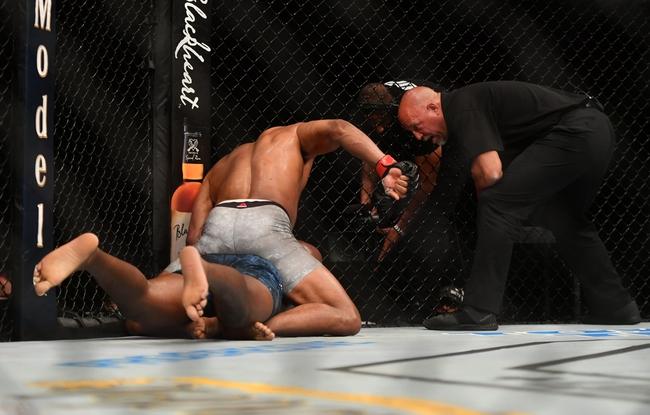 Augusto Sakai vs. Alistair Overeem - 9/5/20 UFC Fight Night 176 Pick, Odds, and Prediction