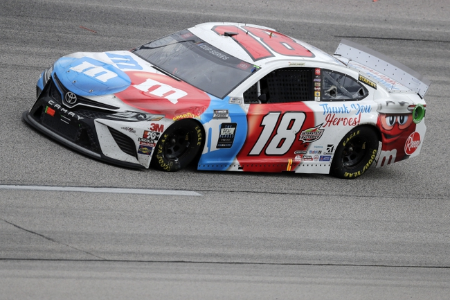 Toyota 200 - 5/21/20 NASCAR Xfinity Series Pick, Odds, and Prediction