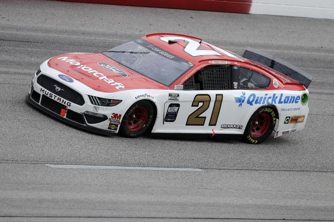 NASCAR Southern 500 Top 10 Pick