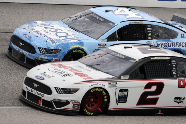 NASCAR Cup Series Throwback Weekend Outright Pick