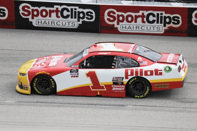 NASCAR Xfinity Series Bankroll Builder Play