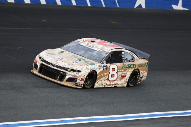 Dixie Vodka 400- 6/14/20 Driver vs. Driver Matchups and Odds